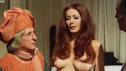 Cult actresse Edwige Fenech - Nude scene compilation