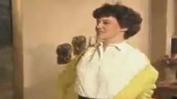 Familie Immerscharf 1- (1985) Classic German Porn