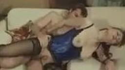Familie Immerscharf 4 - (1985) Classic German Porn