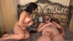 Kimber Woods Fucks In Front Of Her husband jimmy
