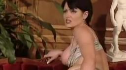 Classic Jeanna Fine and Anna Malle Lesbian Scene
