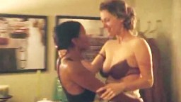 Sensual Interracial Lesbian Scene From Popular Movie