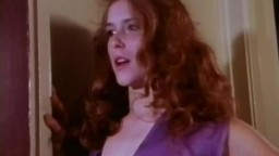 Classic retro US porn Trouble Down Below (1981) with cumshots