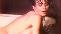 Retro interracial sex vid with hot busty ebony babe. (full movie)