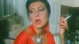 Les Pipes de Madame Saint-Claude. Classic porn with hot girls