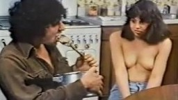 Winter Heat. Vintage porn movie with a lot of hairy pussies